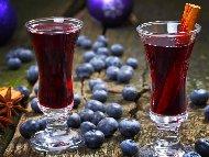 Рецепта Вино от боровинки
